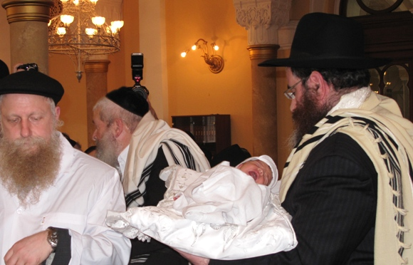Поздравления с обрезанием сына 8